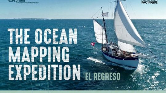 the ocean mapping expedicion, fleur de passion