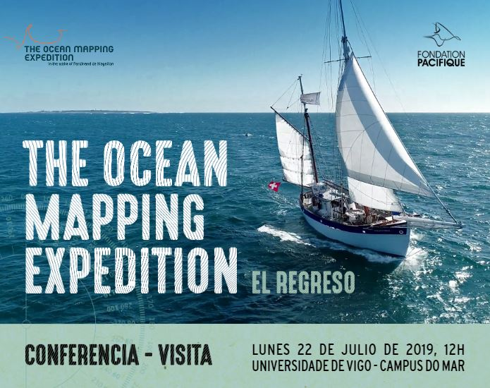 the ocean mapping expedicion, fleur de passion